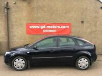 FORD FOCUS 1.6 TDCI (55) 1 YEAR MOT , TRADE IN TO CLEAR £1095
