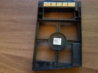 Dell 0TW13J HDD Hard Drive Filler Blank PowerEdge Servers - 2.5 inch SAS/SATA