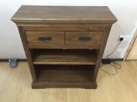 TV stand sideboard solid wood