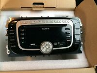 Ford Focus ST/RS Stereo Sony