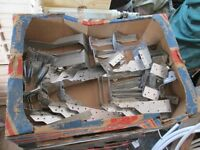 REDUCED Box of new joist hangers