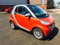 Smart coupe passion 1.0 petrol full service histroy