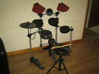 Electronic drum kit Session pro