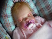 "Reborn doll ""Kate"" by Babies by Vikki B..."