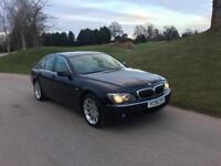2006 BMW 7 Series 3,0 litre diesel 5dr automatic 1 owner FSH