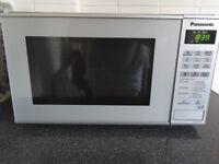 Panasonic microwave/grill combi
