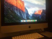 Mid 2011 iMac - 1TB Storage & 8GB RAM (Excellent Condition!)