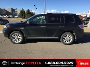 2011 Toyota Highlander Hybrid - LOW KMS! WELL MAINTAINED! FULLY