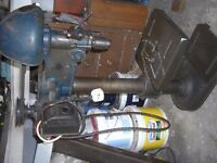 Tauco 1/2 inch bench drill