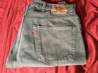 FOR SALE 1 PAIR OF GENTS LEVI 505 DENIMS