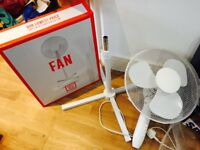 FREE Fan Brand New COLLECT TODAY SUNDAY 22/10