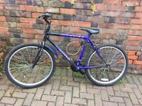 24 inches gear bike excellent condition