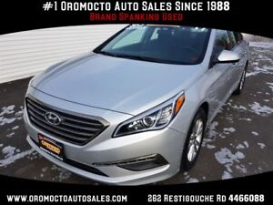 2017 Hyundai Sonata HEATED SEATS, HEATED STEERING WHEEL, SUNROOF