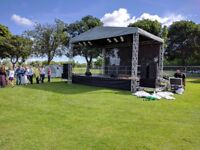OUTDOOR STAGE HIRE, FESTIVAL STAGE HIRE, STAGE. COVENTRY, LEEDS, MANCHESTER, LONDON, SOUTHAMPTON