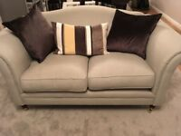 Laura Ashley Gloucester 2&3 seater matching suite and cushions