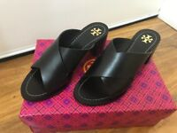 Tory Burch sandals boxed brand new 5uk