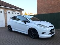 Ford Fiesta S1600 3dr