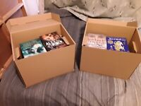 Large collection of teen boys books