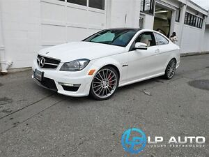 2013 Mercedes-Benz C-Class C63 AMG $0 Down Financing Available!!