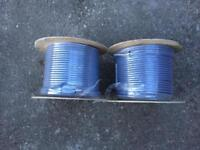 Electrical cable 25mm house tails