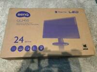 "Benq LED Monitor 24"" gl2450"