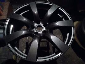 "Nissan GTR front wheel 20"""