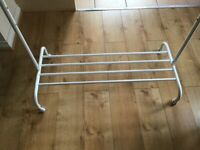 "Clothes rack (Ikea ""Rigga"")"