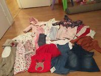 £13 6-9 months babygirl bundle excellent condition