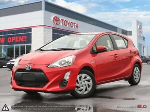 2016 Toyota Prius c LOW KM! RARE TO HAVE SUCH A NEW HYBRID IN ST