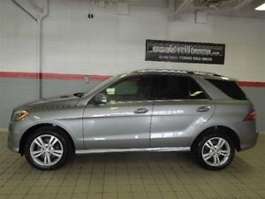 2014 Mercedes-Benz M-Class ML350 BlueTEC 4MATIC DIESEL
