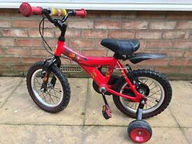 Kids Child Raleigh bike 14 inch