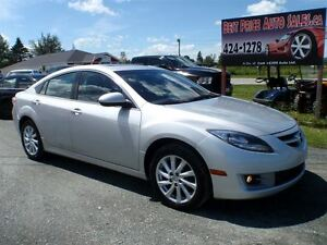 2012 Mazda MAZDA6 SUNROOF! CERTIFIED!