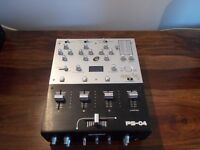 GEMINI PS04 MIXER EXCELLENT CONDITION/ uk delivery available