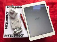 Apple iPad Air 2 64gb, White, WiFi + Cellular, Unlocked, +WARRANTY, NO OFFERS