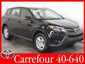 2015 Toyota RAV4 LE AWD Gr.Electrique+Air+Bluetooth Automatique