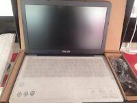 """ASUS X555LA 15.6"""" Laptop - Black Cost me £499"""