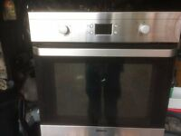 Beko built in electric oven in very good condition.