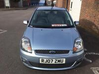 FORD FIESTA 1.4 5DR FULL LEATHER INTERIOR