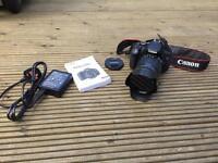 Canon digital slr 600d