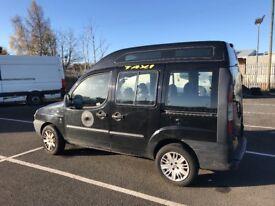 Fiat Doblo Taxi spares or repair