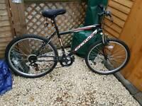 Bike used twice for swap