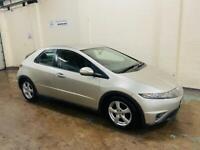Honda Civic se 1.8 I- vtec in stunning condition long mot August 1 previous owner