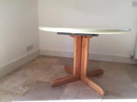 Extending Table Painted Pine