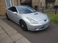 Toyota celica ! Long MOT need gone asap 750 nothing wrong with the car runs fine