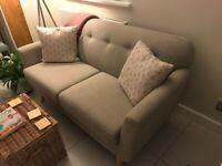 M and S Loft sofa