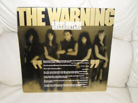 QUEENSRYCHE – The Warning Promotional single for EMI America 1984 - Rare