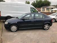 2002 Vauxhall Astra 1.6 club Automatic