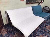 Ikea Double sofa bed/ Futon