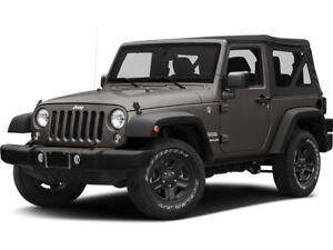 2014 Jeep Wrangler Sport 6Spd,4X4,Nice Toy