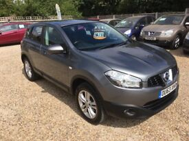 2013 [63] NISSAN QASHQAI 1.5DCI 1 OWNER FROM NEW JUST SERVICED